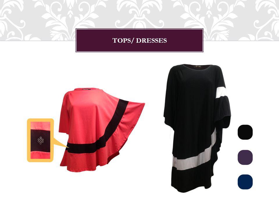 TOPS/ DRESSES
