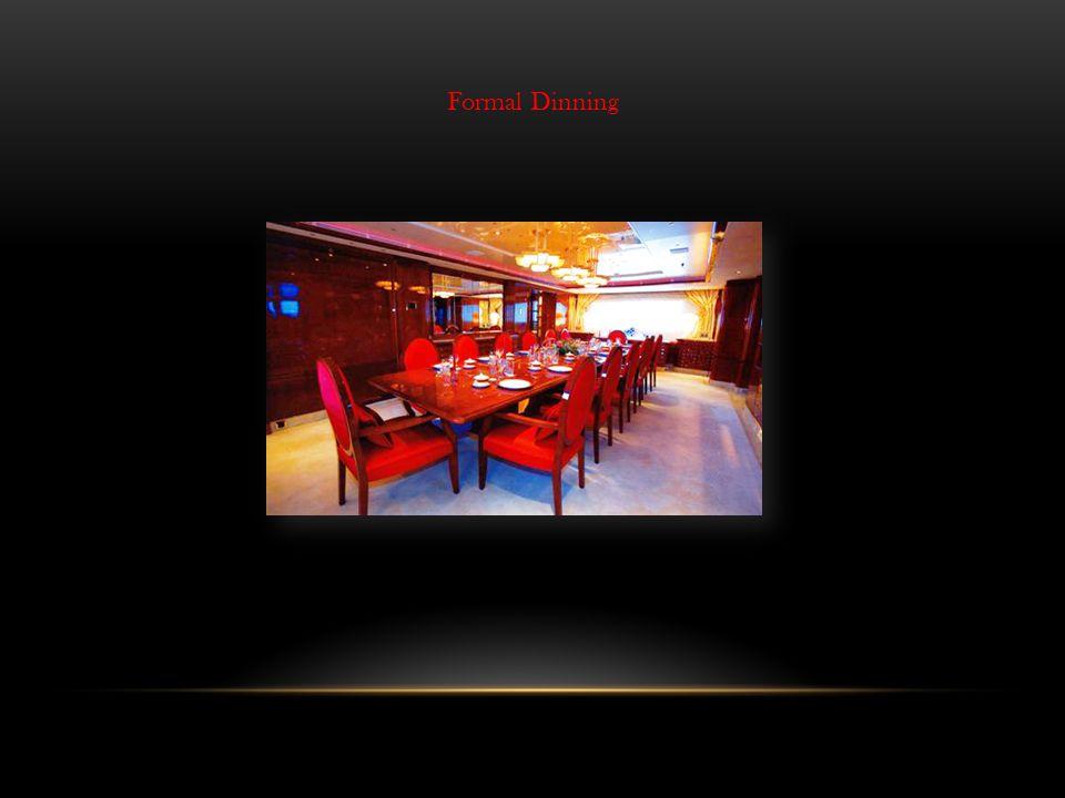 Formal Dinning
