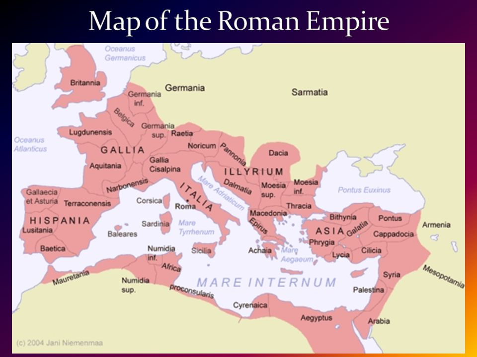 Roman Empire united Europe Eventually collapsed due to foreign invasions from the Huns under Attila Western Roman Empire collapsed and power shifted t