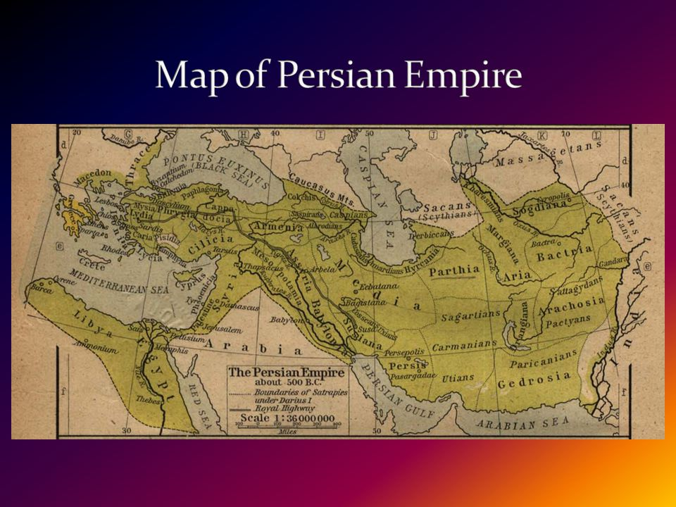 Cyrus began the imperial ventures of Persia Descendents continued to expand the Achaemenid Empire When the Achaemenid Empire dissolved, it was split i