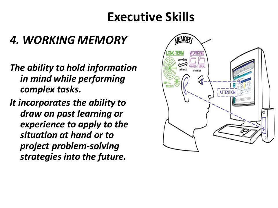 Executive Skills 4.