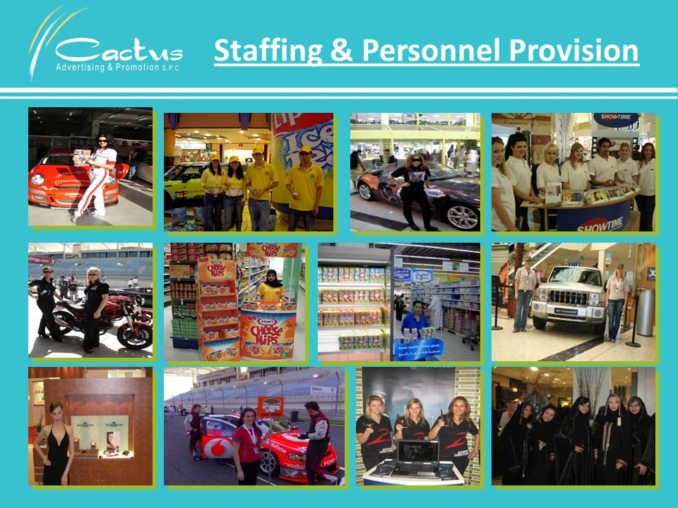 Staffing & Personnel Provision