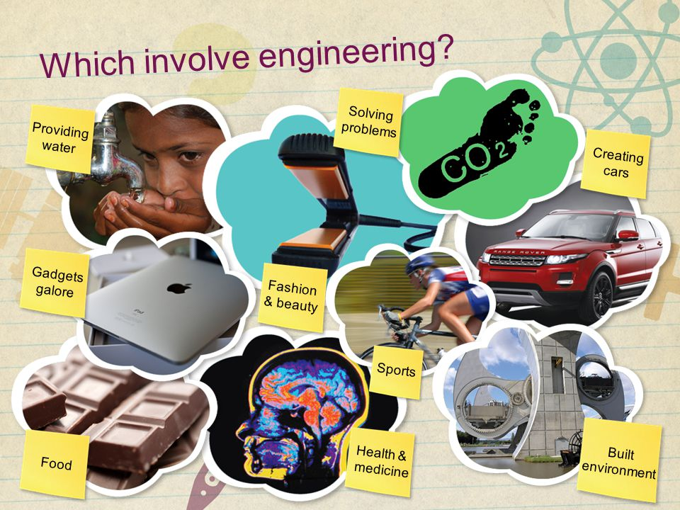 Which involve engineering.