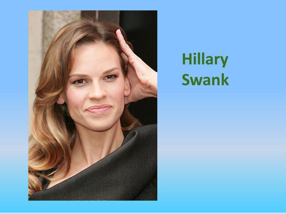 Hillary Swank