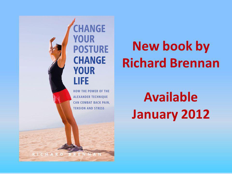 New book by Richard Brennan Available January 2012