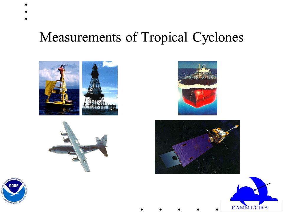 RAMMT/CIRA Measurements of Tropical Cyclones