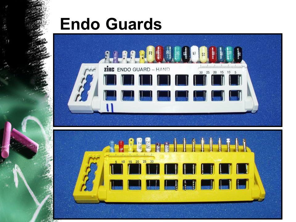© 2006 J.Bringas, DMD, DDS, MS Endo Guards