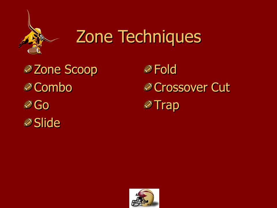 Zone Techniques Zone Scoop Combo Go Slide Zone Scoop Combo Go Slide Fold Crossover Cut Trap Fold Crossover Cut Trap