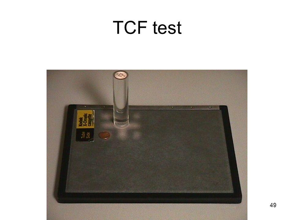 49 TCF test