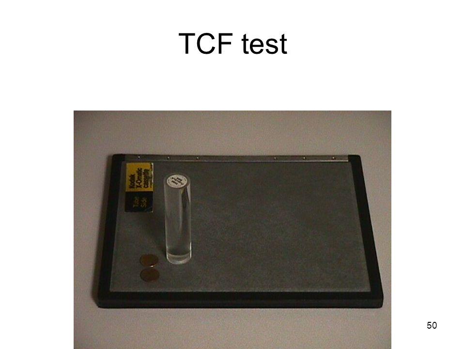 50 TCF test