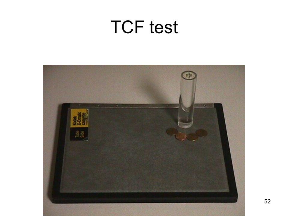 52 TCF test
