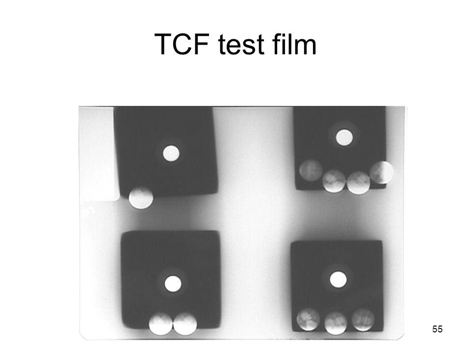 55 TCF test film