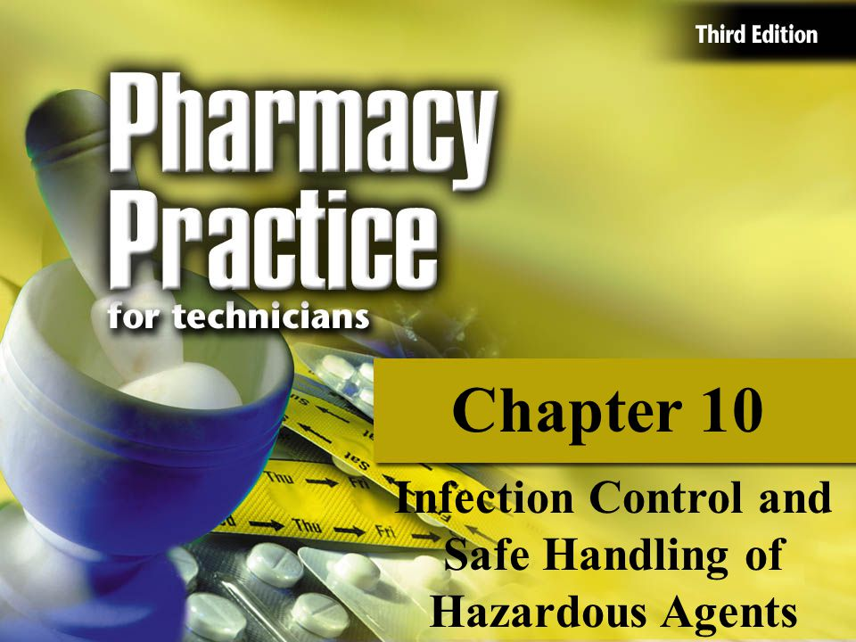 Chapter 10 Infection Control and Safe Handling of Hazardous Agents