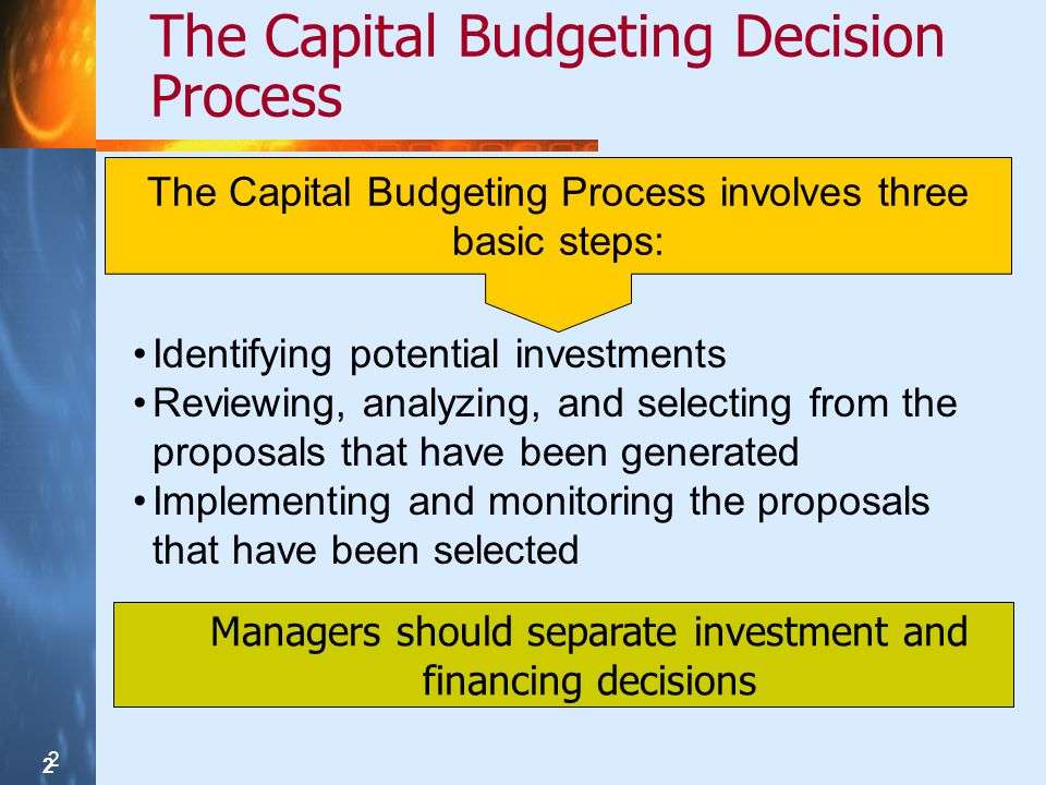 13 Pros and Cons Of Using NPV As Decision Rule NPV is the gold standard of investment decision rules Key benefits of using NPV as decision rule Focuses on cash flows, not accounting earnings Makes appropriate adjustment for time value of money Can properly account for risk differences between projects Though best measure, NPV has some drawbacks Lacks the intuitive appeal of payback Doesnt capture managerial flexibility (option value) well