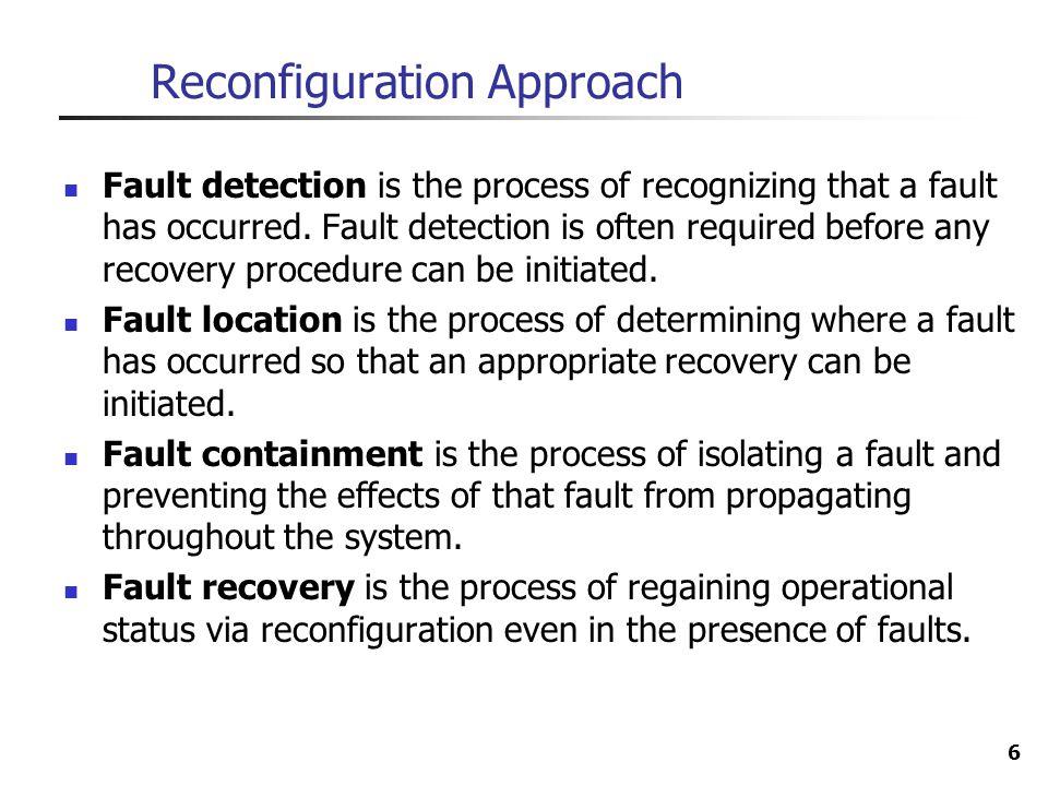 N-Modular Redundancy (NMR) Generalization of TMR employing N modules rather than 3.