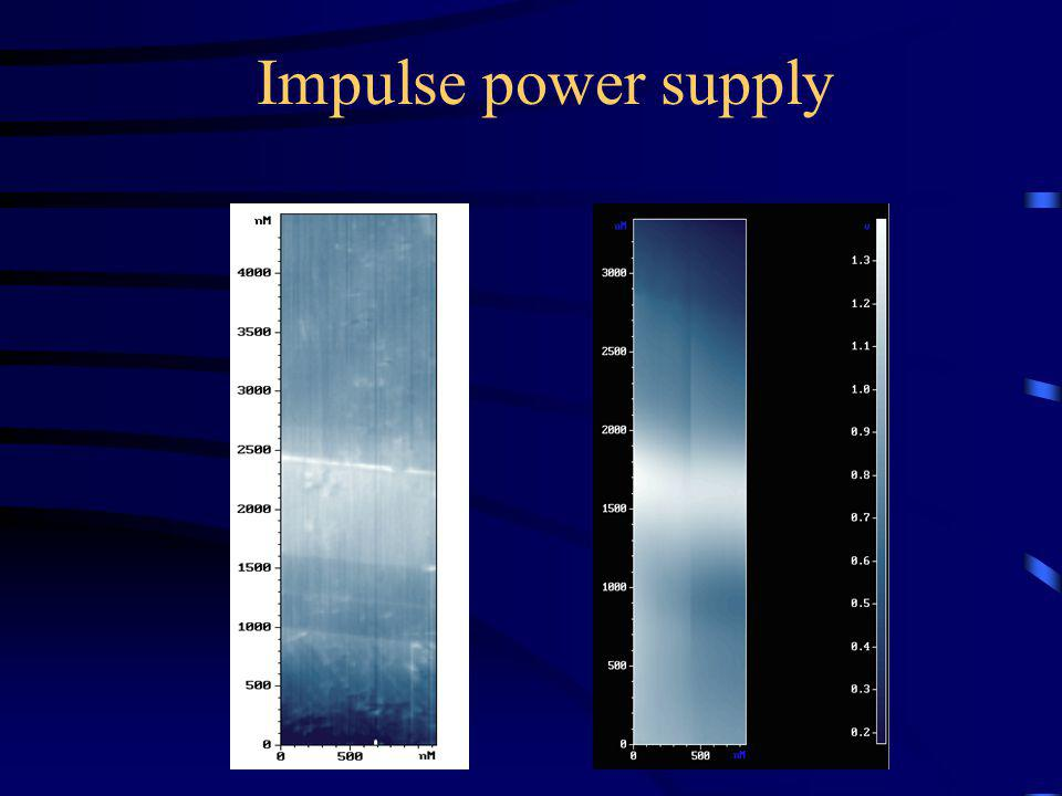 Impulse power supply