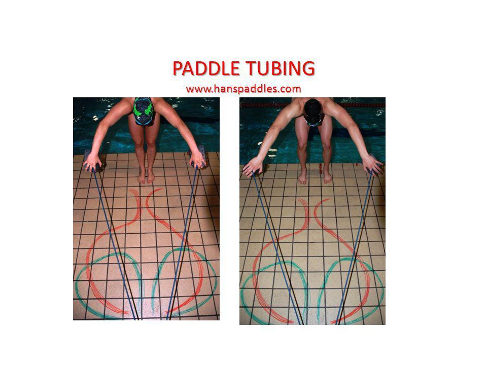 PADDLE TUBING www.hanspaddles.com