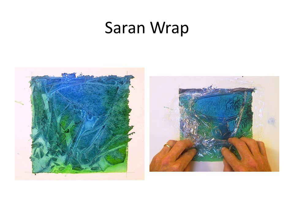 Saran Wrap