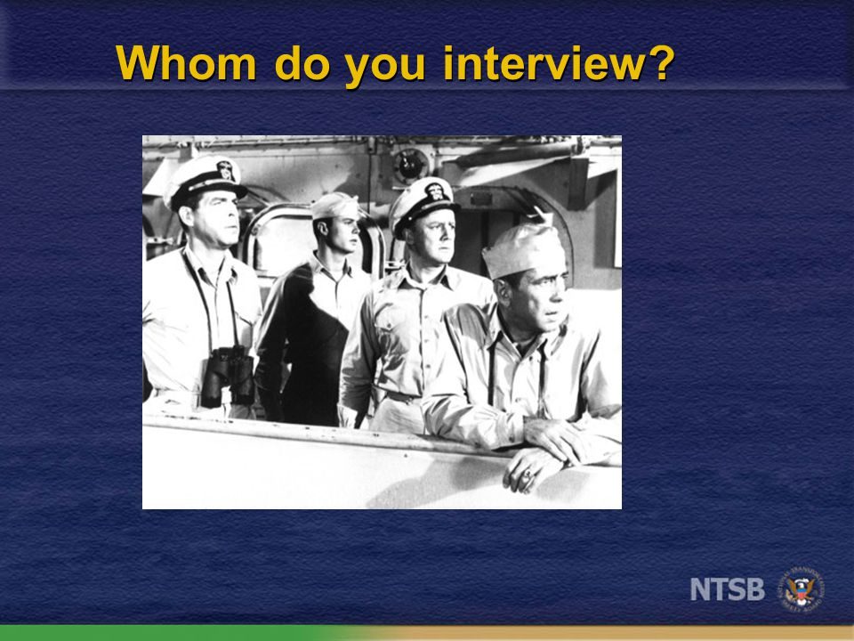 Where will you conduct the interview.