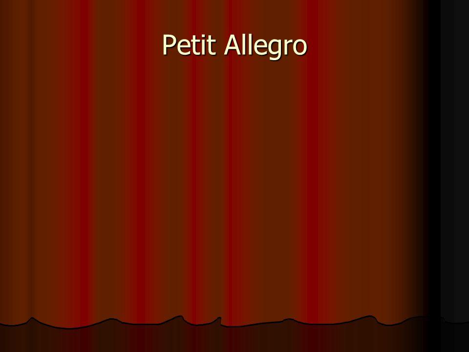 Petit Allegro