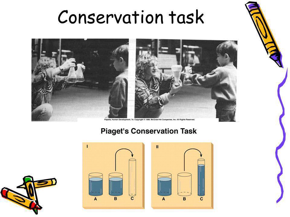 Conservation task