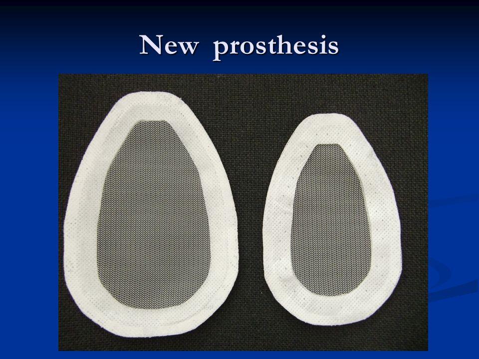 New prosthesis