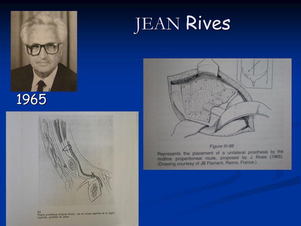 JEAN Rives JEAN Rives1965