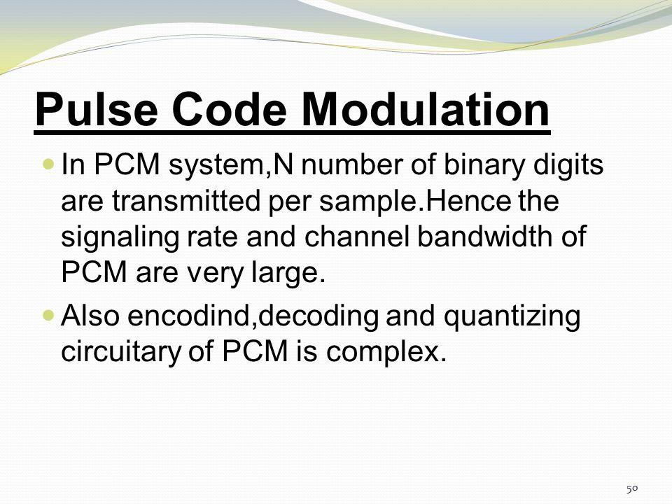 49 Quantization Noise Illustration of the quantization process 49