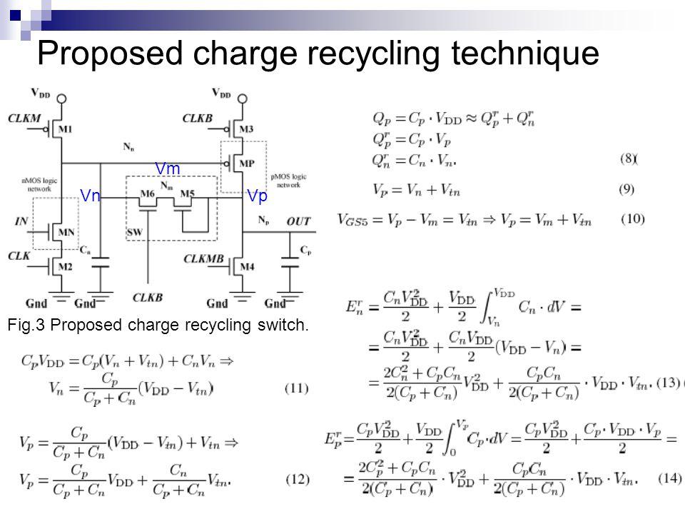0.18um CMOS technology VDD=1.8V and Vtn=0.35V