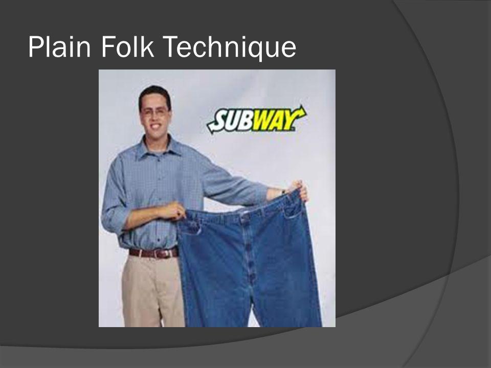 Plain Folk Technique