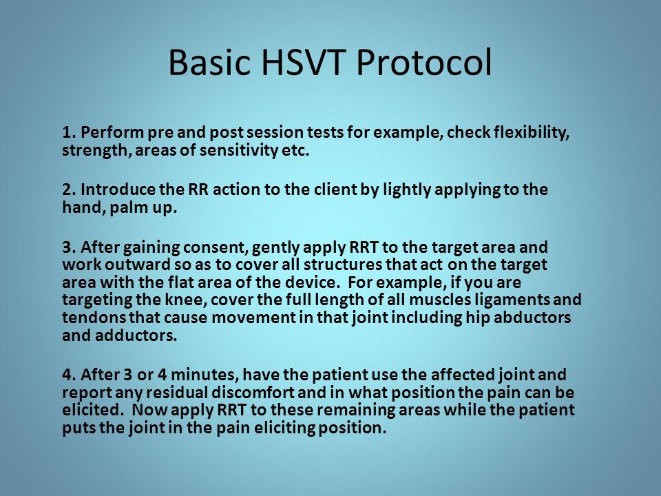 Basic HSVT Protocol 1.