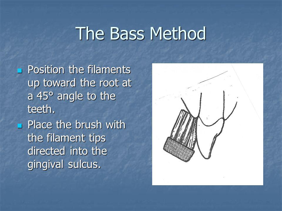 Bass Method cont.
