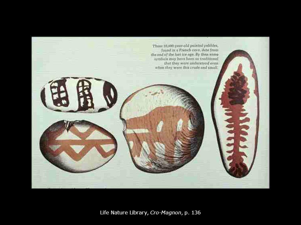 Life Nature Library, Cro-Magnon, p. 136