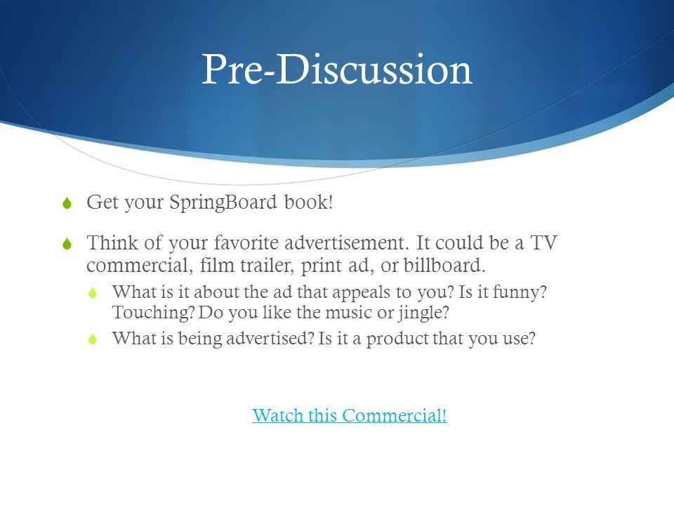 Advertising Techniques Pg.