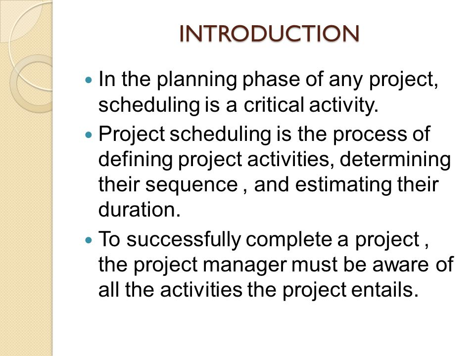 The project management team manages and tracks these activities through a process of decomposition, meaning that the entire project is broken down into more manageable and controllable parts.