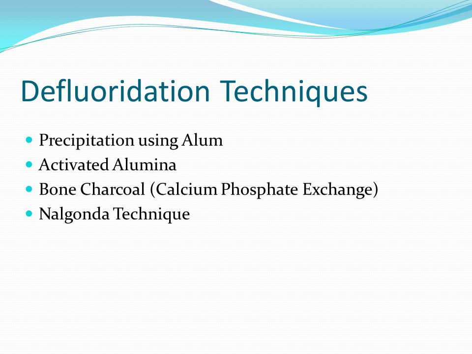 Precipitation Background Addition of chemicals (precipitants) to induce formation of floc.