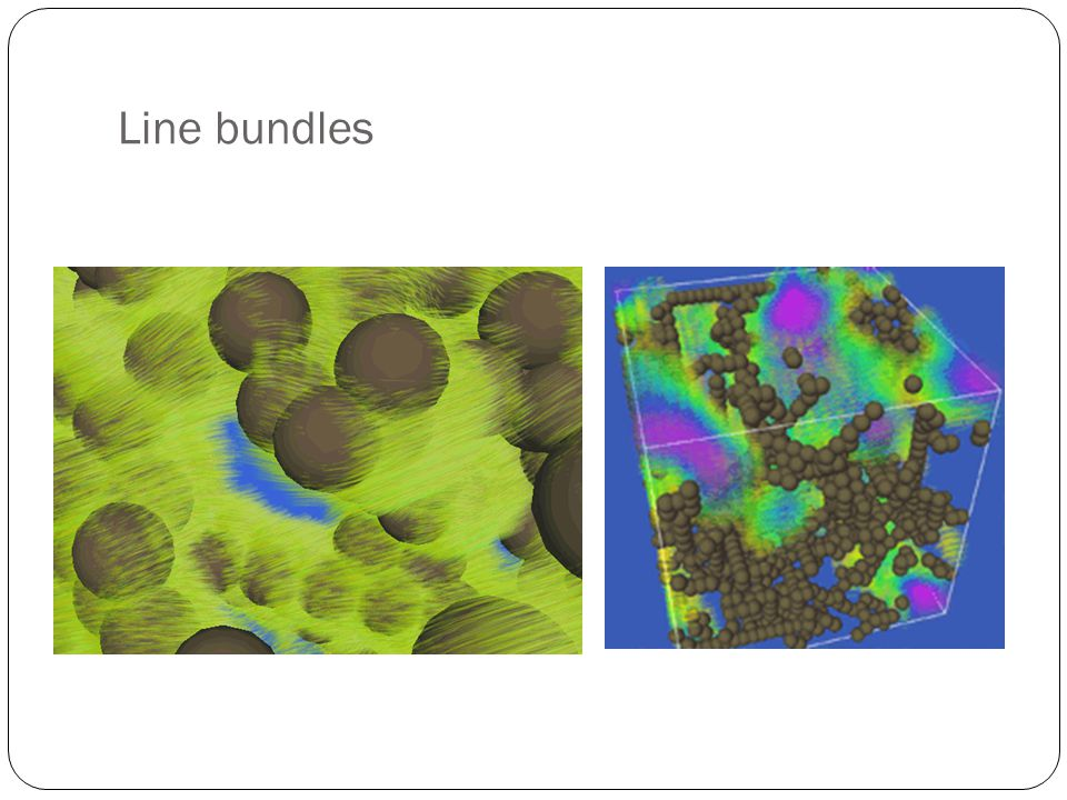Line bundles