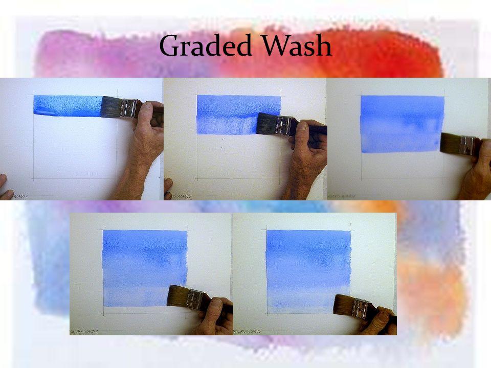 Graded Wash