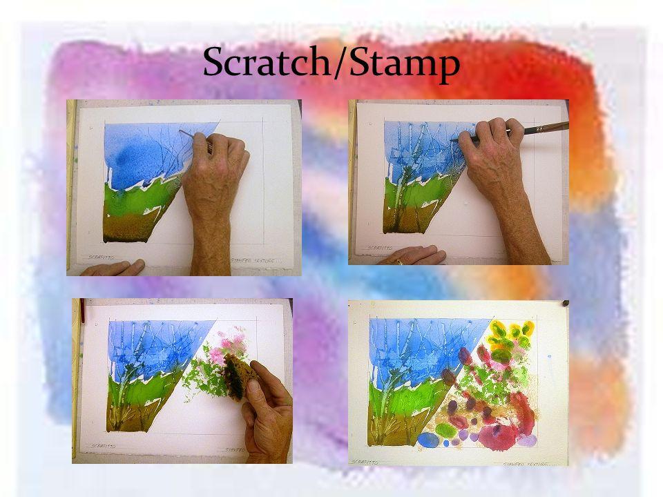 Scratch/Stamp