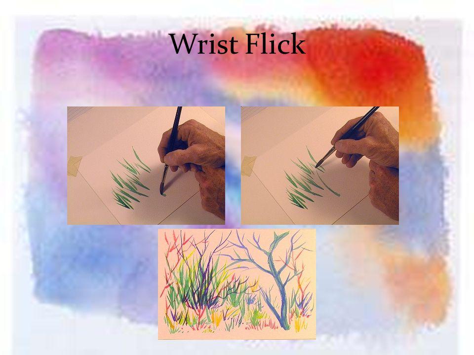 Wrist Flick