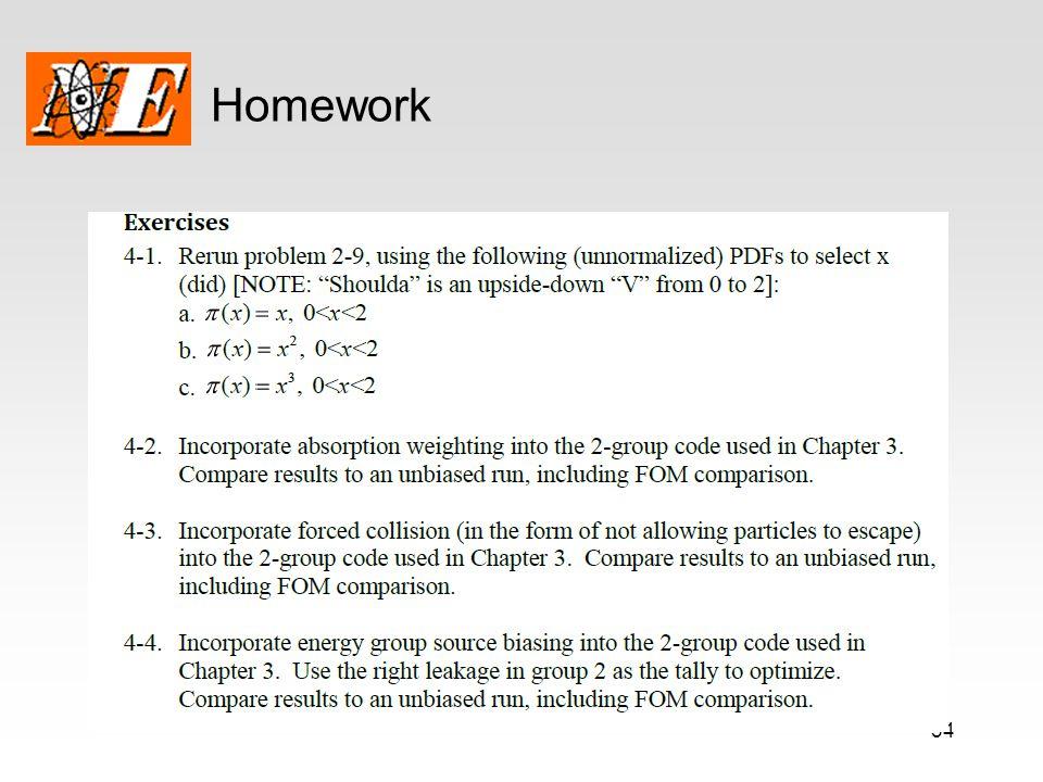 34 Homework