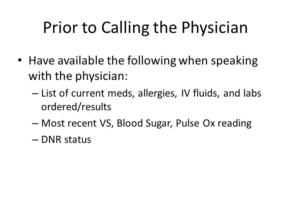 Physician Preference Modalities It is preferable to est.