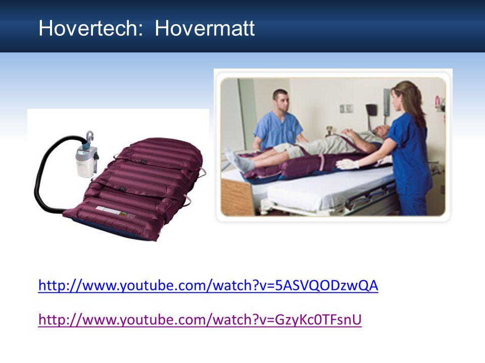 Hovertech: Hovermatt