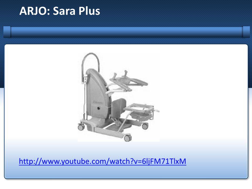 ARJO: Sara Plus