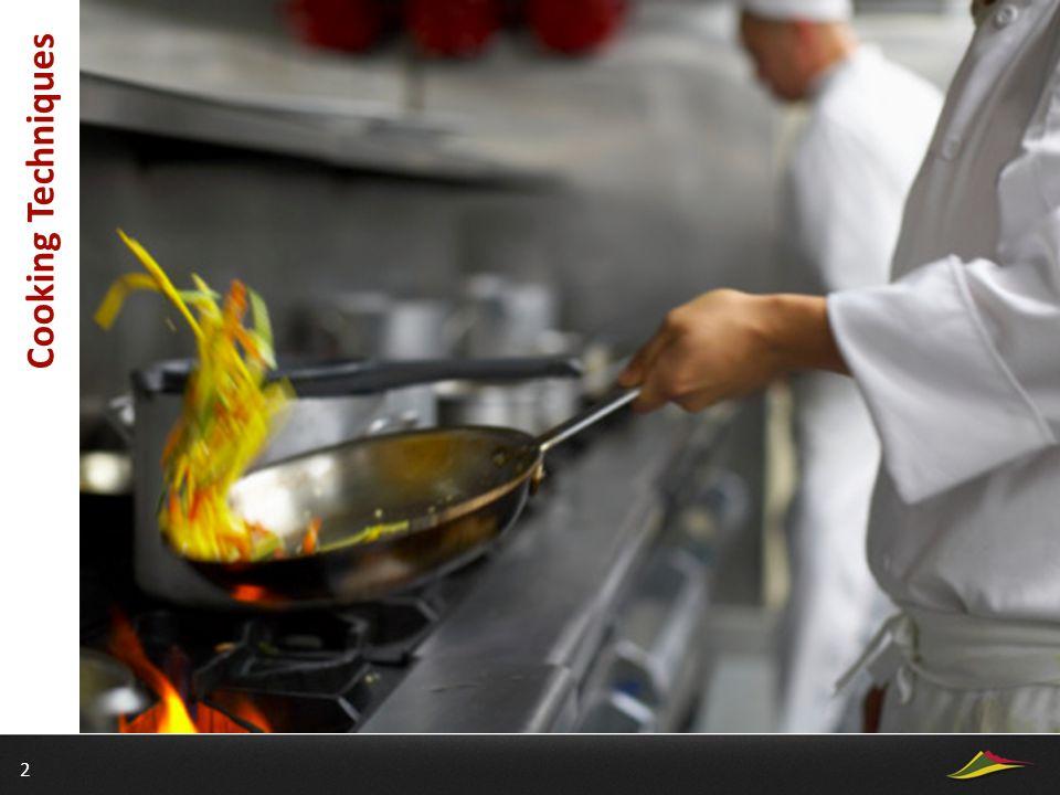 2 Cooking Techniques