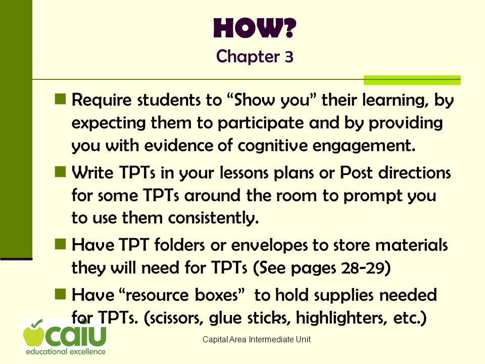 Formative Assessment Chapter 8 The purpose is to ultimately influence learning.