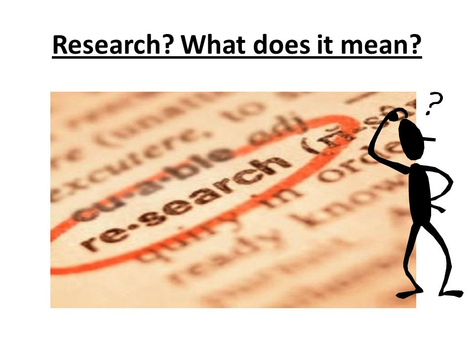 The term of research can be defined as the scientific search for knowledge or, the systematic application of the scientific method to the study of problems.
