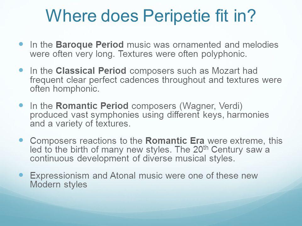 Tonality and Harmony The piece is atonal.Uses dissonant harmony.