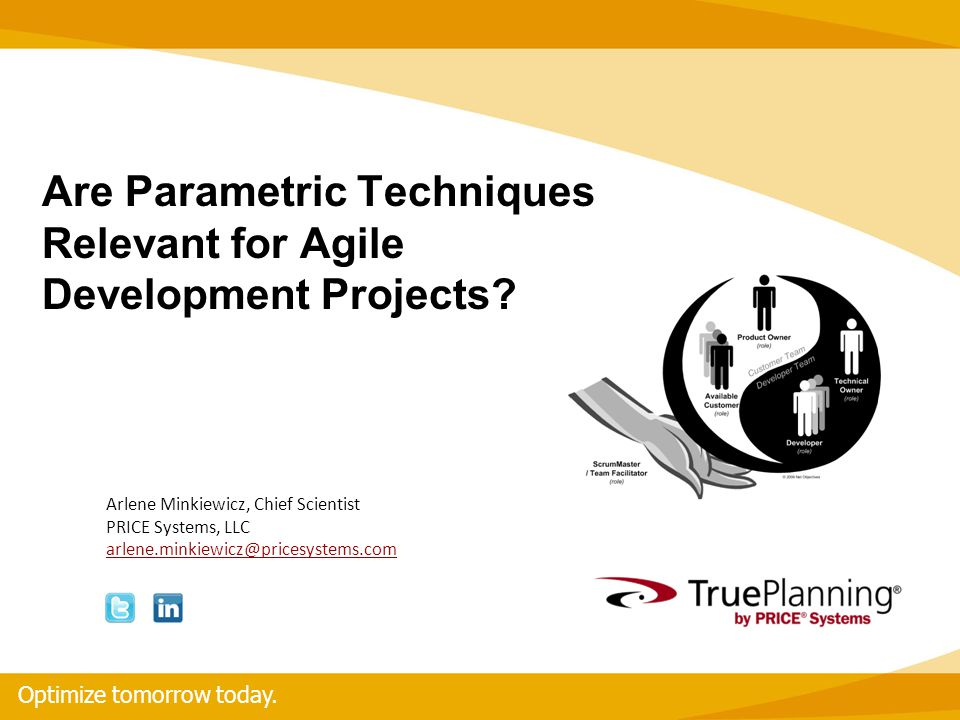 Optimize tomorrow today.TM Agile vs Waterfall Agile practices are gaining in popularity.