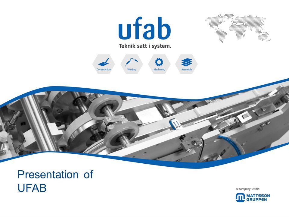 Presentation of UFAB